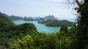 Visiting the Amazing Ang Thong Marine National Park in Thailand