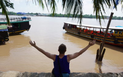 The Initial Experiences of Travelling Solo While Abroad