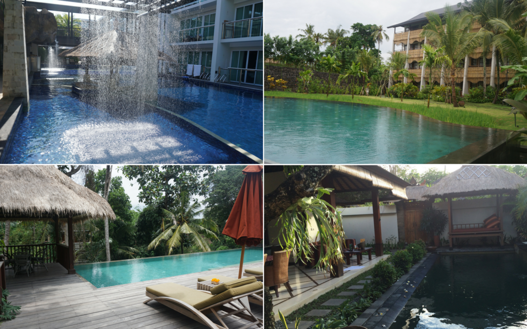 Beach or Rice Fields? A Personal Suggestion of Places to Stay in Bali