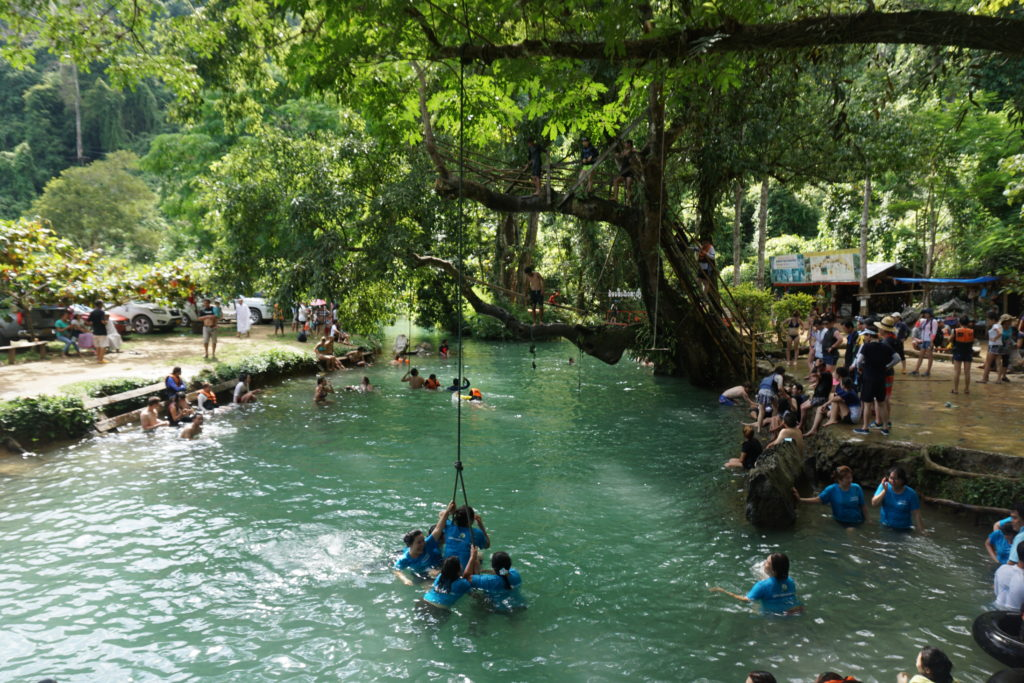 A Very Basic Travel Guide to Vang Vieng in Laos Southeast Asia