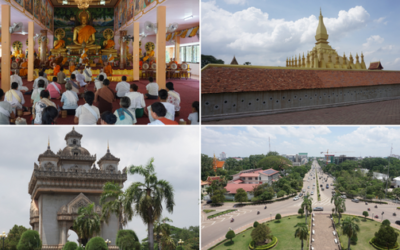A Photo Gallery of Laos – The Best Pictures of Vientiane City in Laos