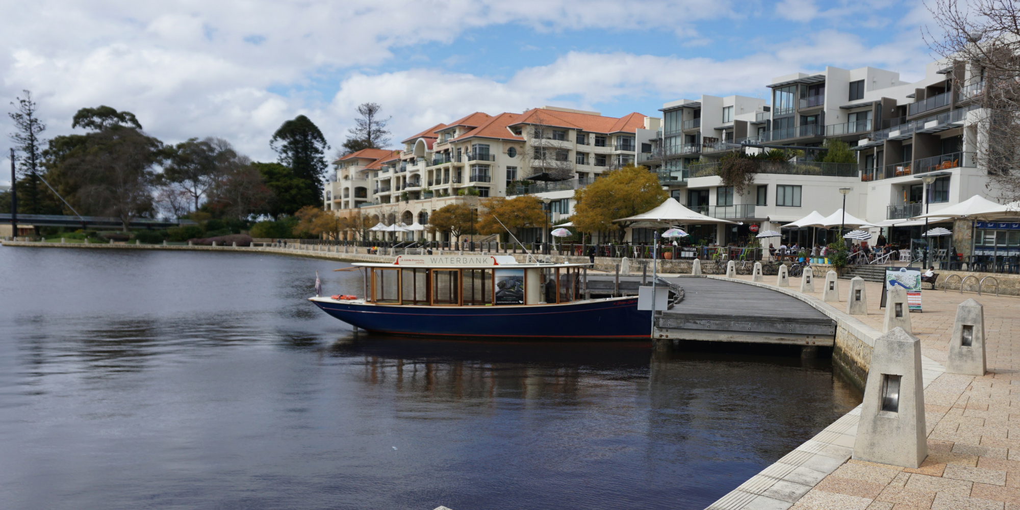 Experience Perth's Swan River in Style with The Little Ferry Co.