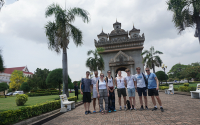 The Unforgettable Volunteer Memories In Laos When I Taught English