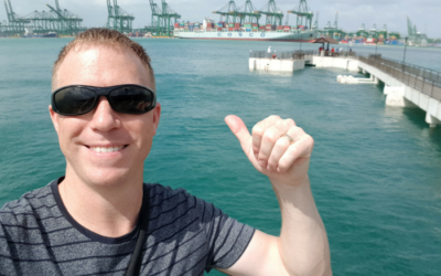 I'm Walking the Streets of Singapore City – Southeast Asia