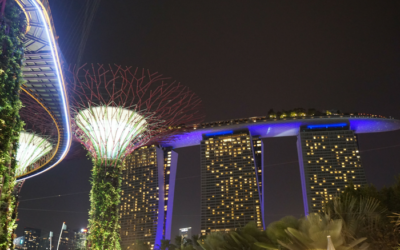Singapore Diaries: Day 3 – Sentosa Island and Gardens by the Bay
