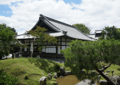 The Kodai-Ji Temple