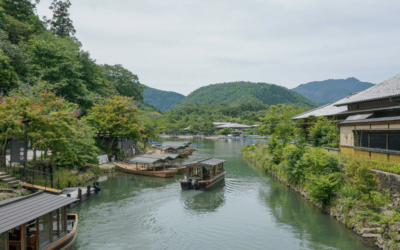 A City that Surpasses Everyone's High Expectations – Kyoto, Japan