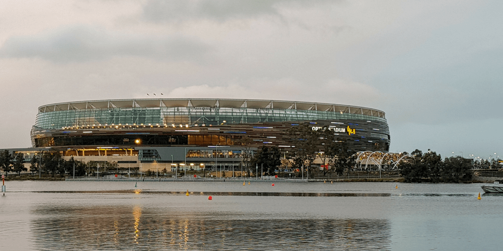 A Guide to the Best Hotels Near Optus Stadium in Perth Western Australia