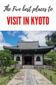 places to visit in Kyoto