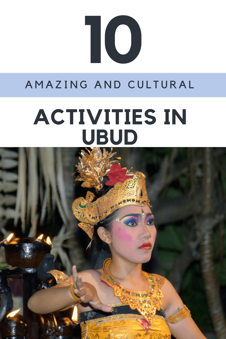 10 amazing and cultural activities