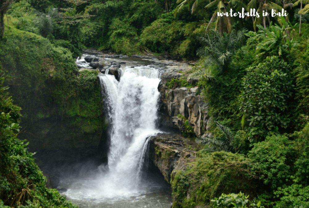 5 Epic Waterfalls In Bali You Must Visit – Indonesia
