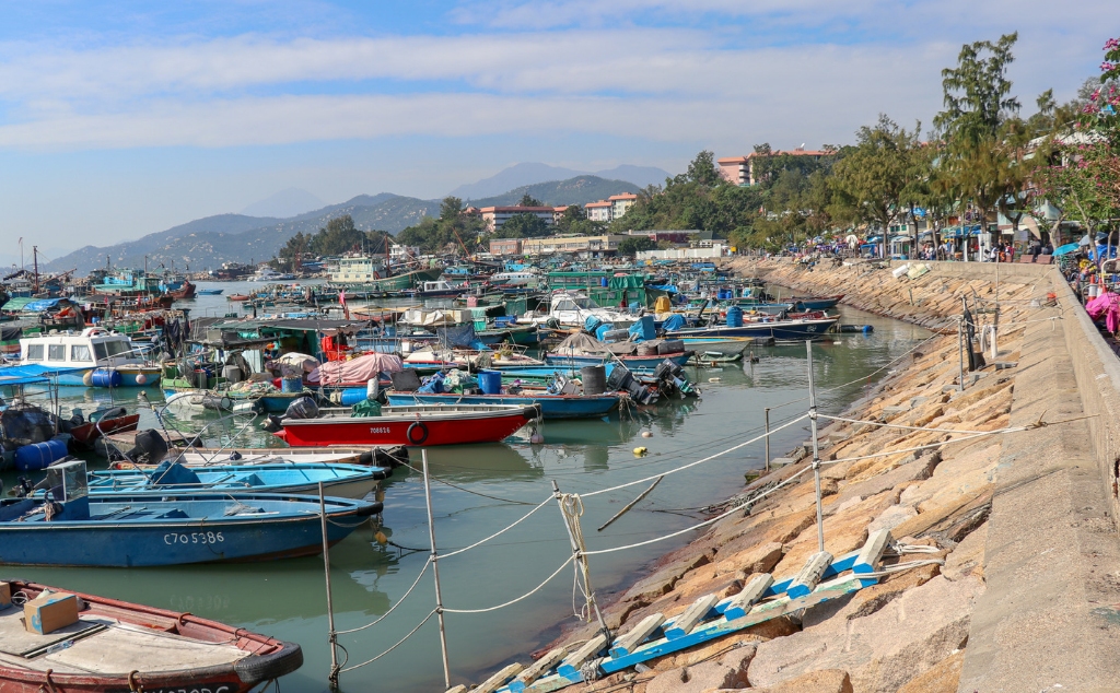 Cheung Chau Island – Escape the Big City Smoke of Hong Kong