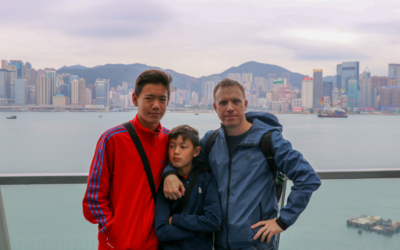 Hong Kong Diaries: 1st Edition – The Hong Kong Family Trip Begins