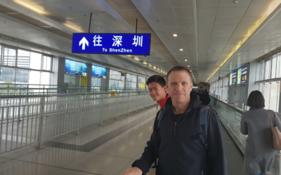 A Personal Experience of Getting a Hong Kong to Shenzhen Visa