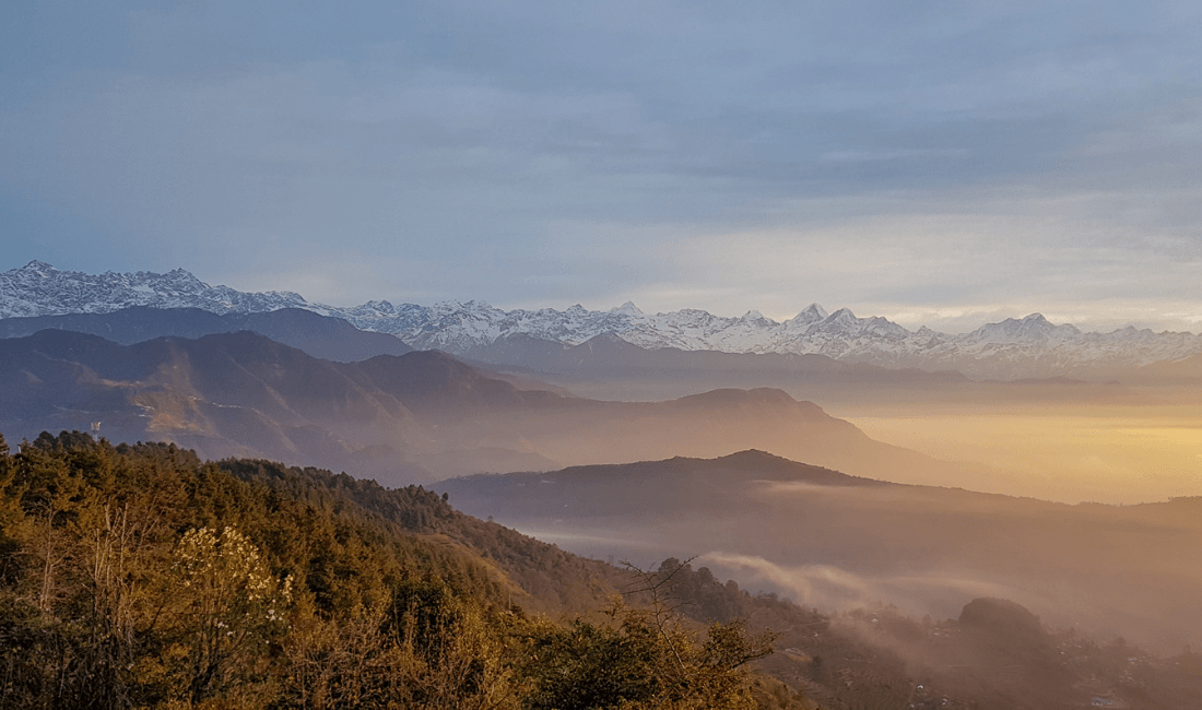 Ticking the Mountains in Nepal Off the Bucket List - Realising a Dream