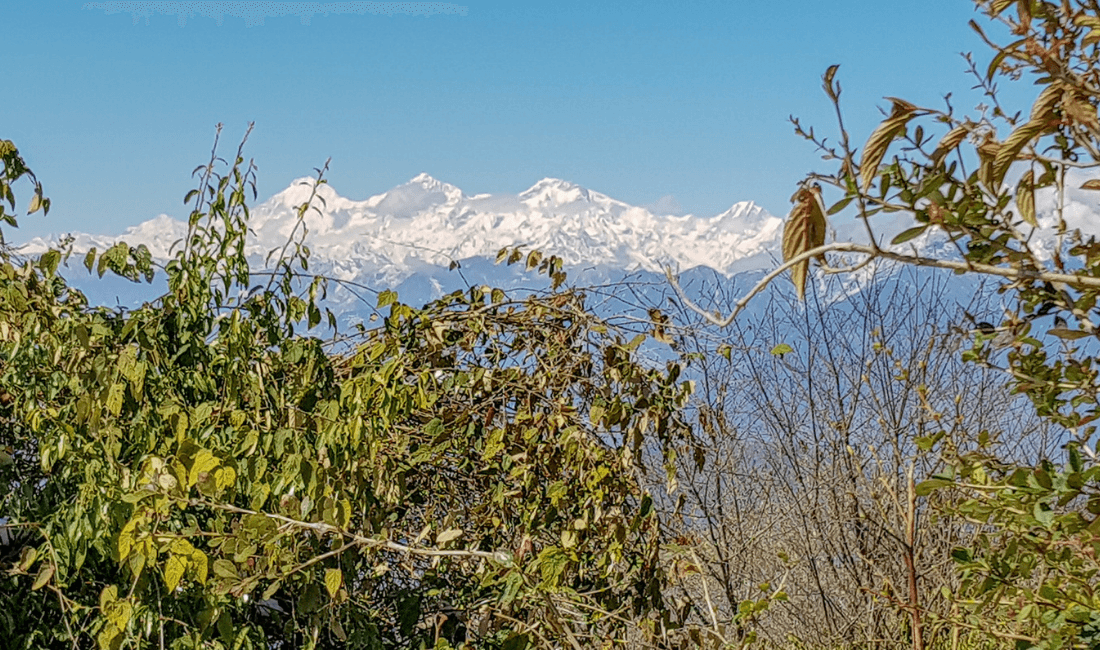 Mountains in Nepal