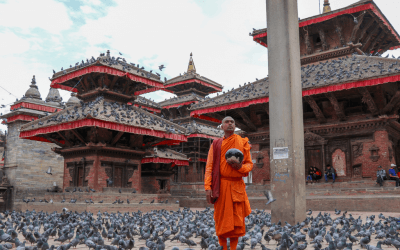 Nepal Diaries 2019 – 1st Edition – Travel to Kathmandu To Get it Started