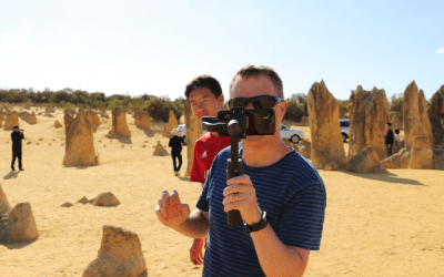 Best Gimbals for Smartphones to Take on your Adventures Abroad